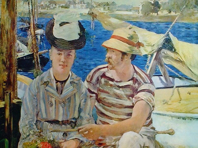 essay on claude monet impressionism