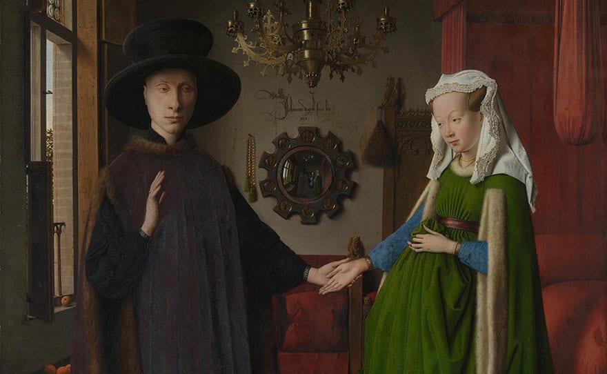 Van_Eyck-Le-portrait-d-Arnolfini-1434