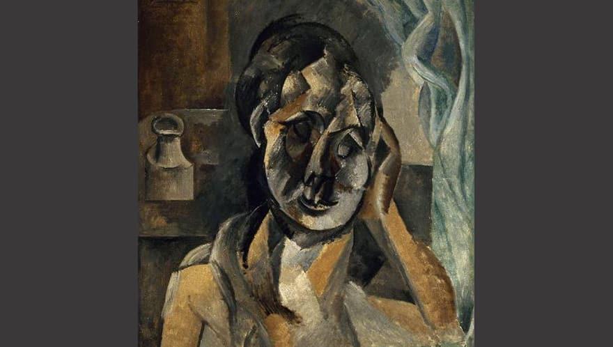 la-femme-au-pot-de-moutarde-picasso-1913