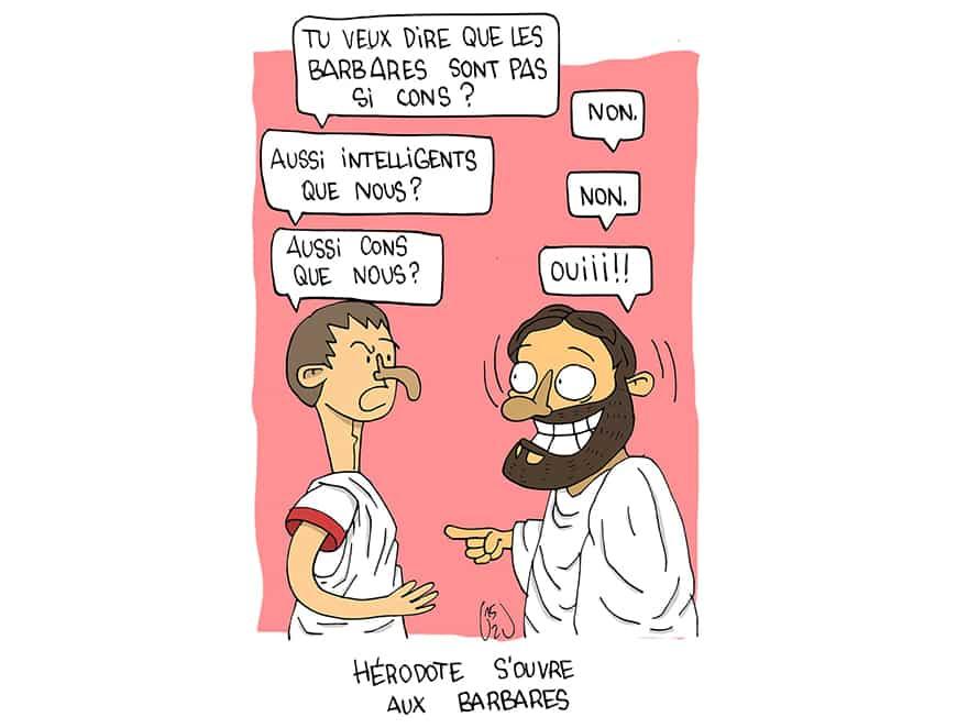 Hérodote-s'ouvre-aux-barbares