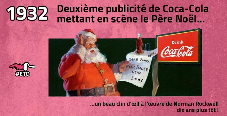 Please-pause-here-jimmy-pub-coca-cola-1932-deuxieme-illustration-de-Sundblom