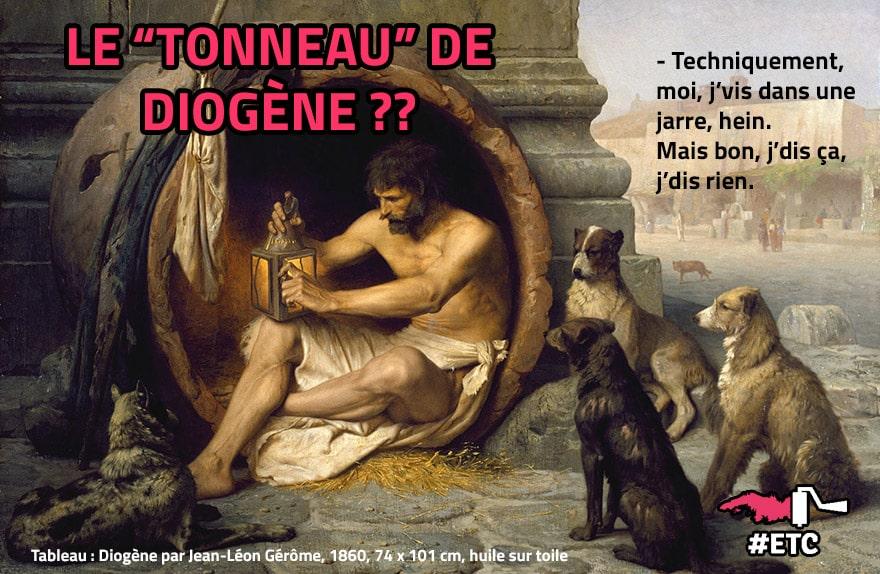 tonneau-de-diogene