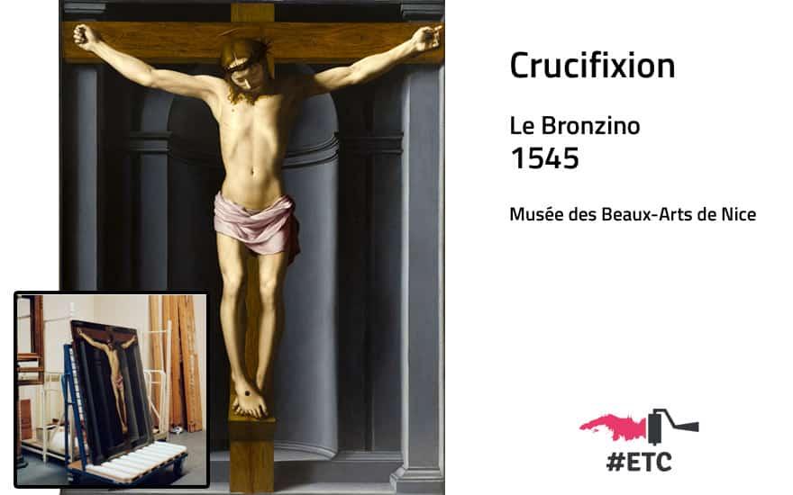Bronzino-1545-Crucifixion