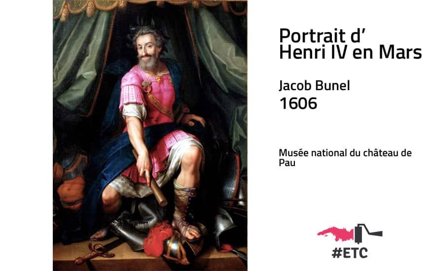 jacob-brunel-henri-iv-en-mars-huile-sur-toile-186x135cm-XIVe-siecle
