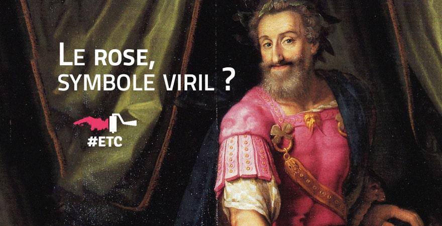 511c596867a89  Histoire de l art  Le rose, symbole viril
