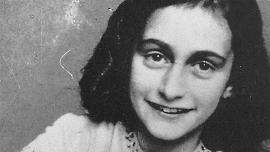 Portrait d'Anne Frank