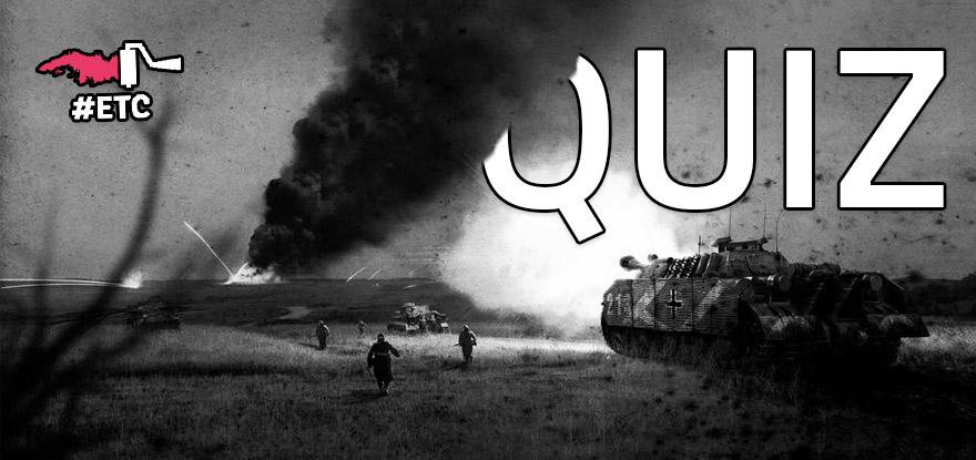 Quiz sur la seconde Guerre Mondiale - image d'illustration